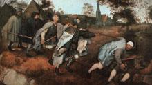 brueghel blind